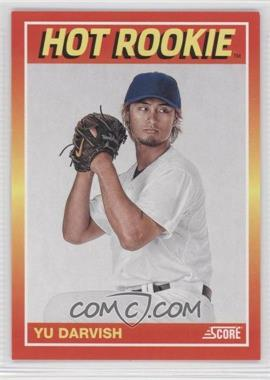 2012 Panini Fall Expo Score Hot Rookies #16 - Yu Darvish /399