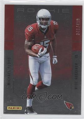 2012 Panini Father's Day Rookies #6 - Michael Floyd /499