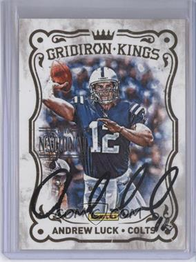 2012 Panini National Convention - VIP Kings - Autographs 2013 National [Autographed] #2 - Andrew Luck