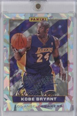 2012 Panini National Convention Cracked Ice Autographs [Autographed] #6 - Kobe Bryant