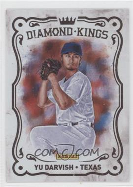 2012 Panini National Convention Diamond Kings #BK1 - Yu Darvish