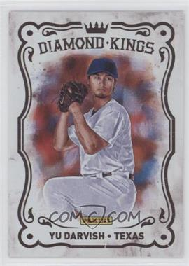 2012 Panini National Convention Diamond Kings #BK1 - Yu Darvish
