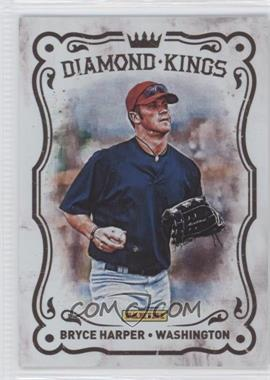 2012 Panini National Convention Diamond Kings #BK2 - Bryce Harper