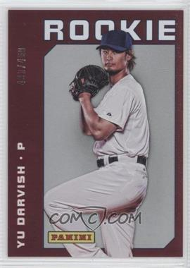 2012 Panini National Convention #31 - Yu Darvish /499