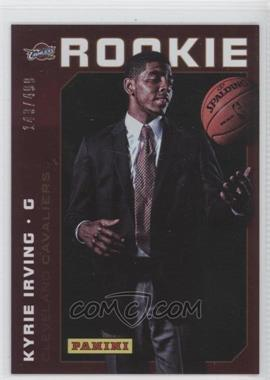 2012 Panini National Convention #35 - Kyrie Irving /499