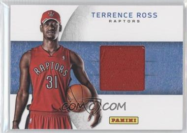 2012 Panini Toronto Fall Expo Rookie Draft Jerseys #5 - Terrence Ross