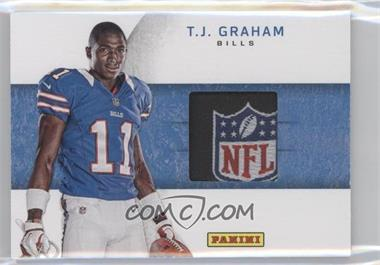 2012 Panini Toronto Fall Expo Rookie Draft Jerseys #9 - T.J. Graham