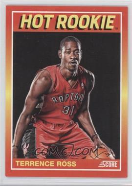 2012 Panini Toronto Fall Expo Score Hot Rookies #22 - Terrence Ross /399