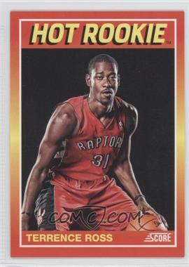 2012 Panini Toronto Fall Expo Score Hot Rookies #22 - Terrence Ross /399