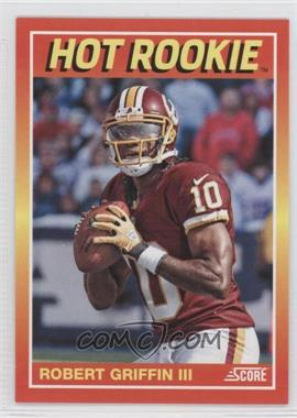 2012 Panini Toronto Fall Expo Score Hot Rookies #8 - Robert Griffin III /899
