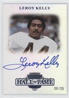 Leroy Kelly /35