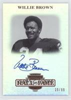 Willie Brown /99