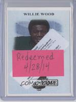 Willie Wood [REDEMPTION Being Redeemed]