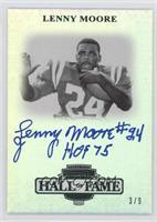 Lenny Moore /9