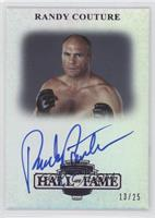 Randy Couture /25