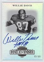 Willie Davis (