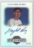 Gaylord Perry /89