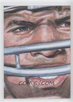 Gale Sayers (Middle Center)