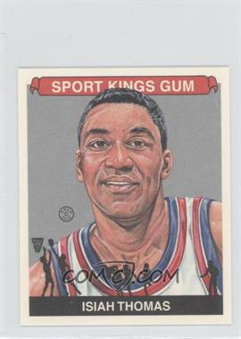 2012 Sportkings Series E - [Base] - Mini Silver #ISTH - Isiah Thomas /7