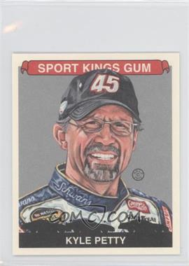 2012 Sportkings Series E - [Base] - Mini Silver #KYPE - Kyle Petty /7