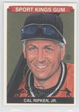 2012 Sportkings Series E - [Base] - Premium Back #209 - Cal Ripken Jr.