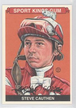2012 Sportkings Series E - [Base] - Premium Back #240 - Steve Cauthen