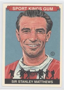 2012 Sportkings Series E - [Base] - Premium Back #249 - Stanley Matthews