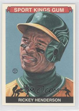2012 Sportkings Series E - [Base] #213 - Rickey Henderson
