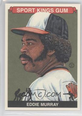 2012 Sportkings Series E - [Base] #215 - Eddie Murray