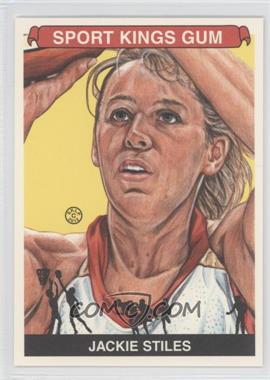 2012 Sportkings Series E - [Base] #218 - Jackie Stiles