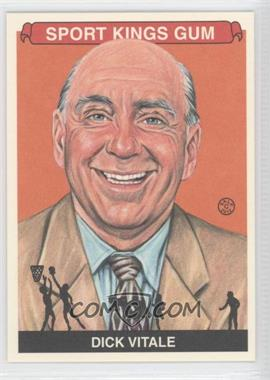 2012 Sportkings Series E - [Base] #222 - Dick Vitale