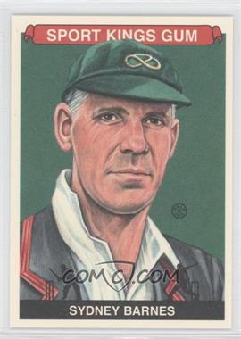 2012 Sportkings Series E - [Base] #226 - Sydney Barnes