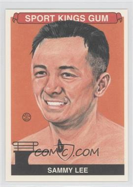 2012 Sportkings Series E - [Base] #228 - Sammy Lee