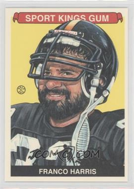 2012 Sportkings Series E - [Base] #230 - Franco Harris