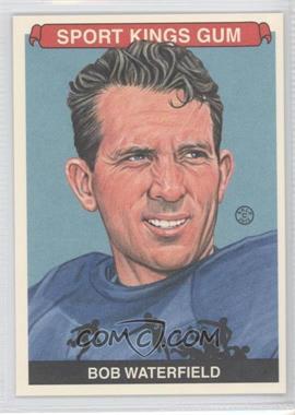 2012 Sportkings Series E - [Base] #231 - Bob Waterfield
