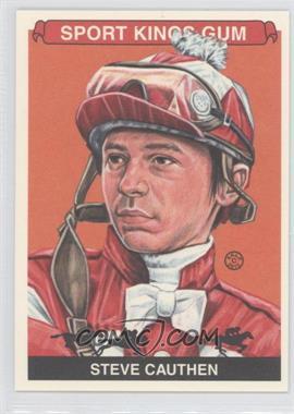 2012 Sportkings Series E - [Base] #240 - Steve Cauthen