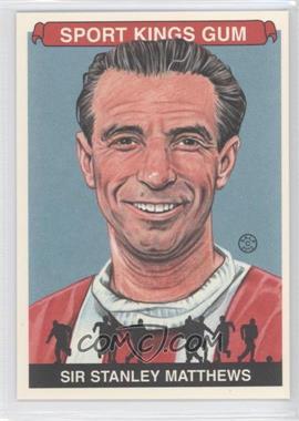 2012 Sportkings Series E - [Base] #249 - Sir Stanley Matthews