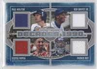 Paul Molitor, Ken Griffey Jr., Scottie Pippen, Patrick Roy /15
