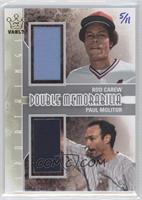 Rod Carew, Paul Molitor /11