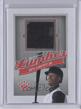 2012 Sportkings Series E - Lumber - Silver #L-07 - Ken Griffey Jr. /19