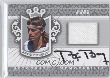2012 Sportkings Series E Autograph - Memorabilia Silver #AM-BBO1 - [Missing]