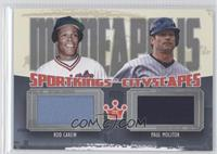 Rod Carew, Paul Molitor /30