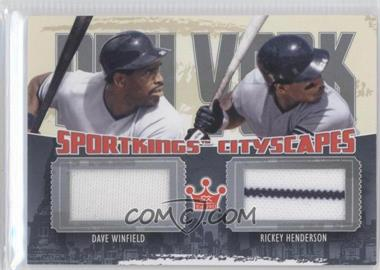 2012 Sportkings Series E Cityscapes Silver #CS-03 - [Missing]