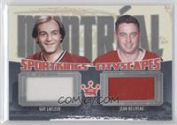 Guy Lafleur, Jean Beliveau