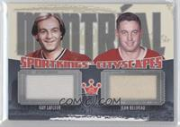 Guy Lafleur, Jean Beliveau /30