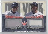 Don Mattingly, Dave Winfield