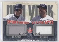 Don Mattingly, Dave Winfield /30