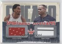 Scottie Pippen, Frank Thomas /30