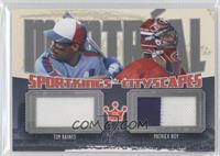 Tim Raines, Patrick Roy /30