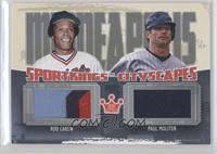 Rod Carew, Paul Molitor
